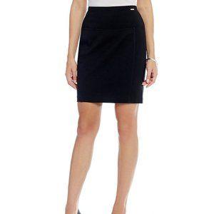 Ivanka Trump Black Pencil Skirt